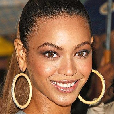 Beyonce skin whitening...